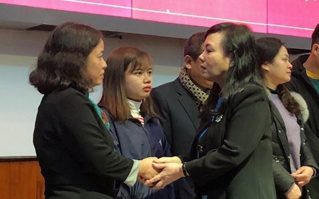 Nguyen Thi Kim Tien : le don d'organes est l'apogee de l'humanite hinh anh 1