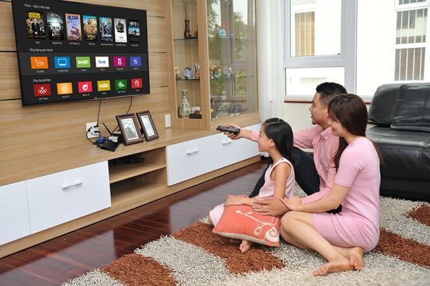 Les revenus de la presse et de la TV payante atteignent plus de 23.800 milliards de dongs hinh anh 1