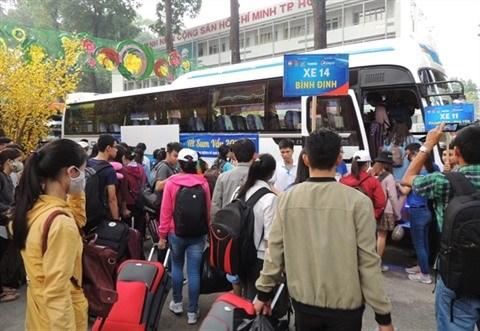 Tet 2019: Ho Chi Minh-Ville epaule les ouvriers hinh anh 1
