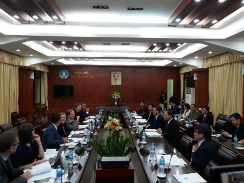 Le Vietnam et l'UE s'orientent vers la ratification du VPA/FLEGT hinh anh 1