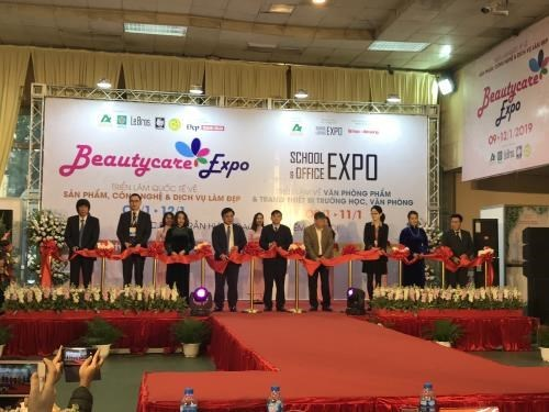 Exposition internationale Beautycare a Hanoi hinh anh 1