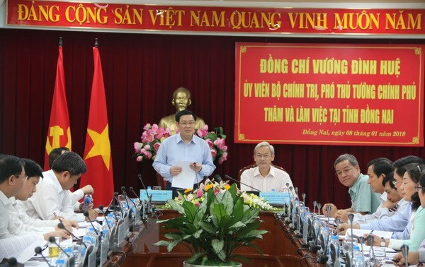 Dong Nai exhortee a accelerer l'urbanisation hinh anh 1
