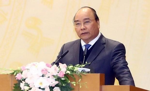 Le PM demande au bureau gouvernemental contribue a l'edification de l'e-gouvernement hinh anh 1