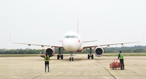 Reunion sur la garantie de la securite aerienne hinh anh 1