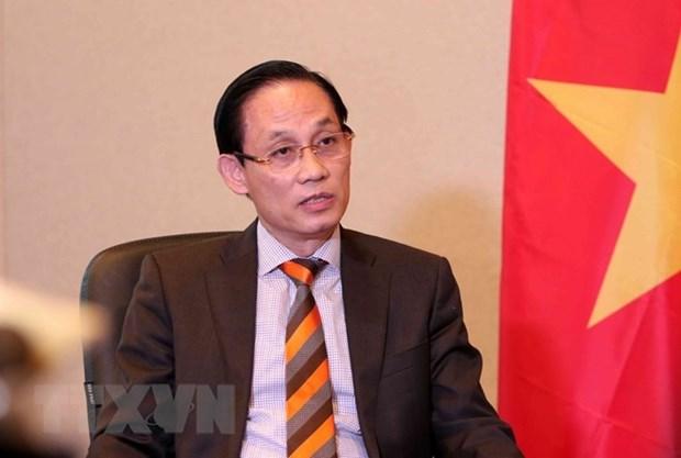 Renforcement de la cooperation internationale dans le secteur maritime hinh anh 1