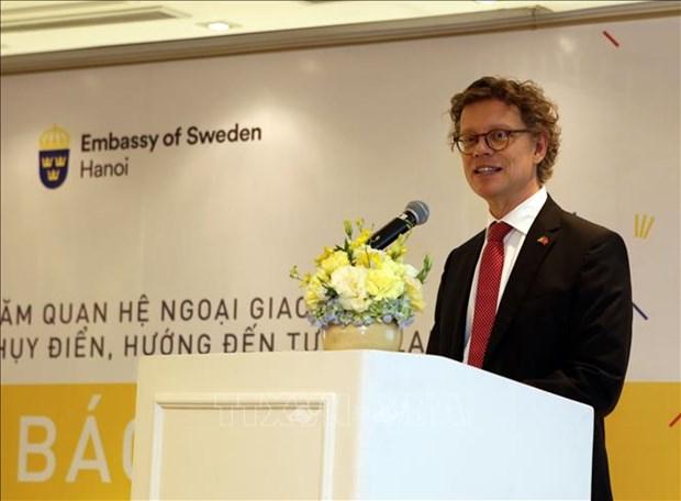 De nouvelles perspectives dans les relations Vietnam-Suede hinh anh 1