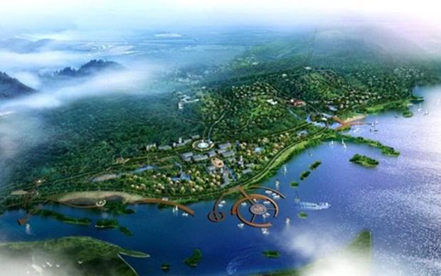 Faire de Van Don une zone economique de niveau regional hinh anh 1