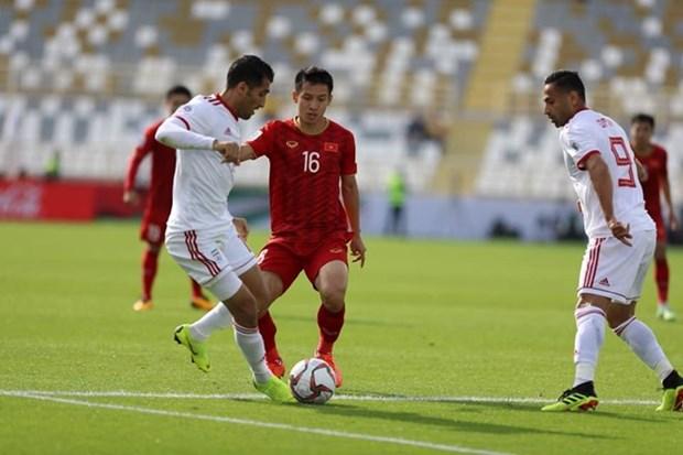 Asian Cup 2019: le Vietnam est domine par l'Iran hinh anh 1