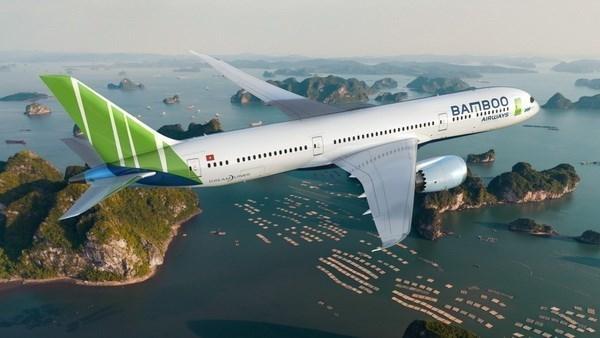 Bamboo Airways effectuera son vol inaugural le 16 janvier hinh anh 1