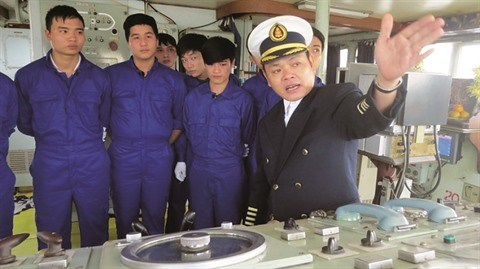 La formation des metiers de la mer met le cap sur l'excellence hinh anh 1