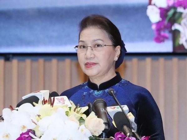Le Vietnam renforce son partenariat avec les parlements de l'Asie-Pacifique hinh anh 1