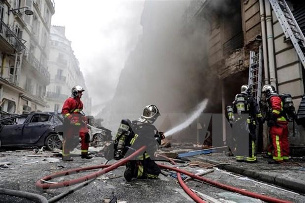Aucun Vietnamien parmi les victimes de l'explosion a Paris hinh anh 1
