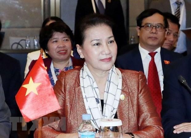 Le FPAP-27 se termine avec succes et adopte la declaration commune de Siem Reap hinh anh 1