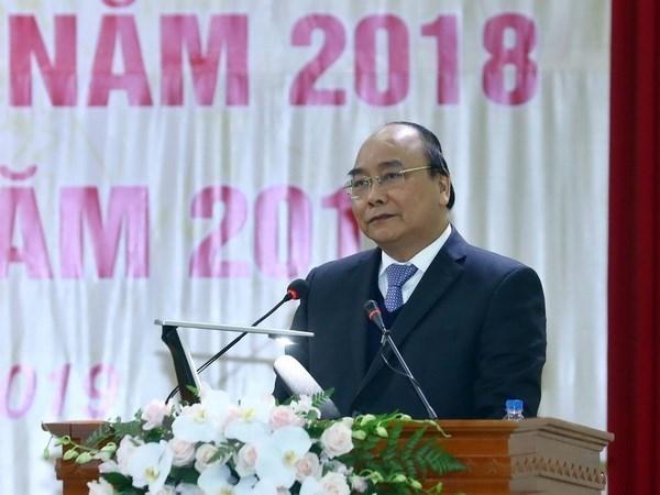 Le PM se felicite de la contribution du secteur de l'inspection a la lutte contre la corruption hinh anh 1