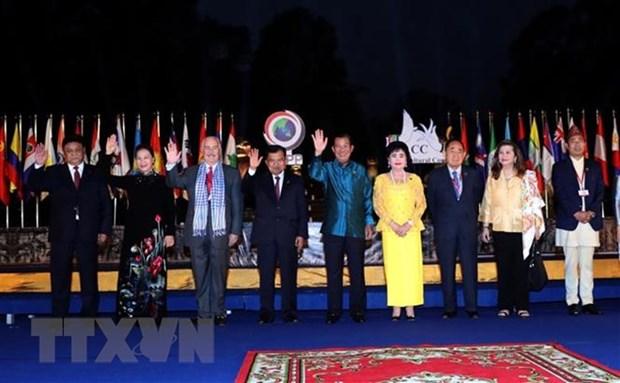 Le Conseil culturel asiatique voit le jour au Cambodge hinh anh 1