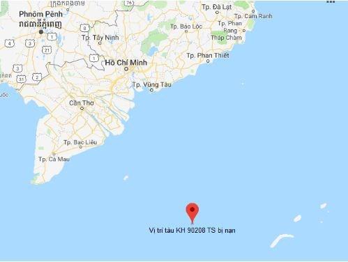 Le Vietnam appelle a l'aide pour rechercher les pecheurs disparus hinh anh 1