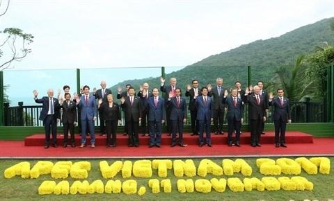 Vietnam - APEC: 20 ans deja hinh anh 1
