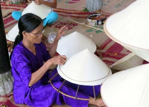 Hue, rendez-vous des artisans de metiers traditionnels hinh anh 1
