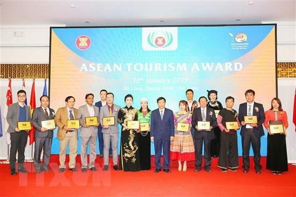 Cloture du Forum du Tourisme de l'ASEAN 2019 hinh anh 1