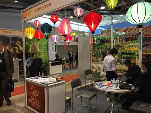 Quang Ninh : la foire du tourisme Travex attire de nombreux acheteurs internationaux hinh anh 1