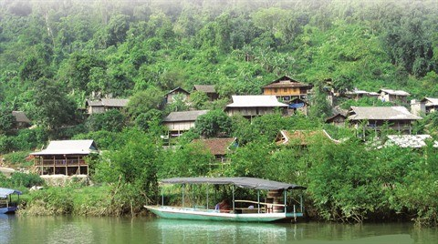 Bac Kan : Pac Ngoi, homestay au service du tourisme hinh anh 2