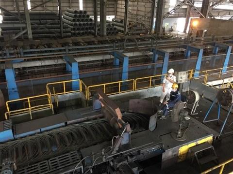 Kinh Mon : le developpement industriel et la protection de l'environnement sont indissociables hinh anh 3