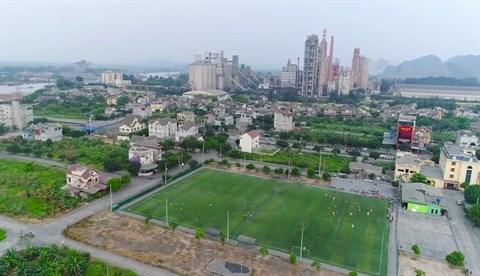 Kinh Mon : le developpement industriel et la protection de l'environnement sont indissociables hinh anh 1
