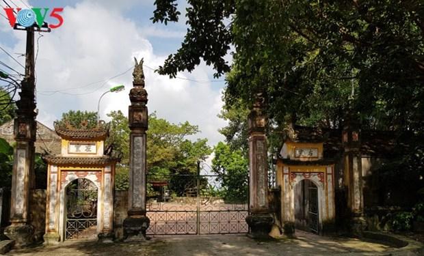 La maison communale de Thuong Cung hinh anh 1