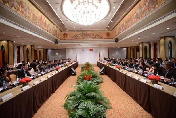 Le Vietnam et la Thailande veulent elargir leurs relations integrales hinh anh 1