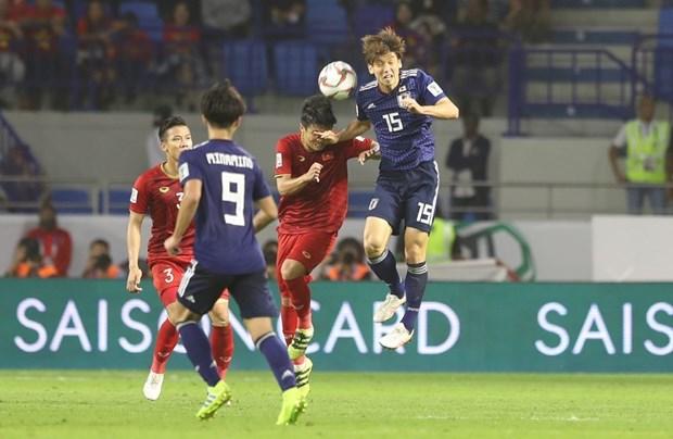 Coupe d'Asie 2019 : Vietnam-Japon,