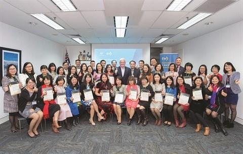 Le Vietnam et l'Australie nouent une cooperation educative fructueuse hinh anh 1