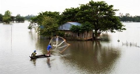 Le delta du Mekong se mobilise au face au changement climatique hinh anh 1