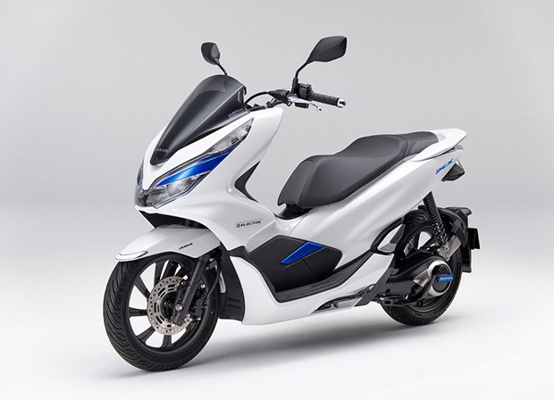 Honda va tester ses scooters electriques aux Philippines hinh anh 1