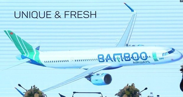 Bamboo Airways inaugure la ligne HCM-Ville-Thanh Hoa hinh anh 1