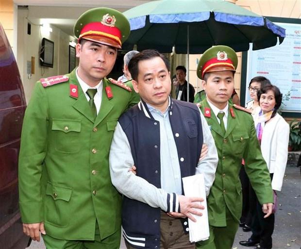 Phan Van Anh Vu condamne a 15 ans de prison hinh anh 1