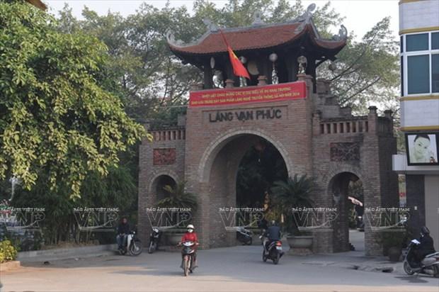 Hanoi, il etait une fois des villages… hinh anh 2