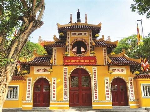 Les pagodes les plus frequentees a la fete du Tet a Hanoi hinh anh 2