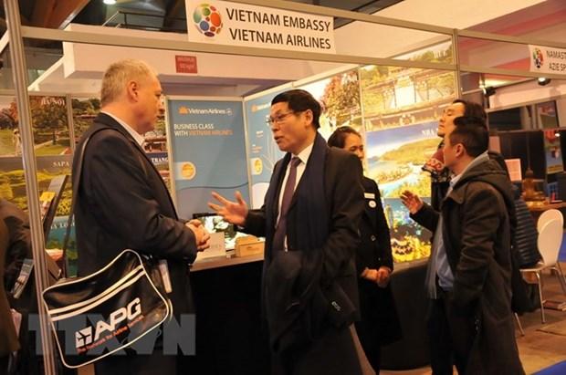 Le Vietnam au Salon des Vacances de Bruxelles hinh anh 1
