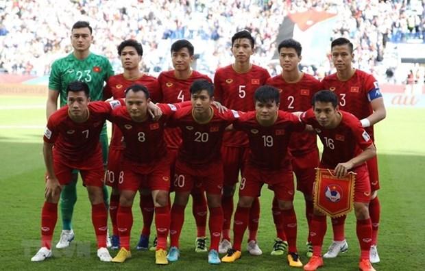 Football : le Vietnam dans le top 99 mondial du classement FIFA hinh anh 1