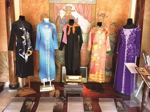 Un musee prive de l'ao dai a Ho Chi Minh-Ville hinh anh 3