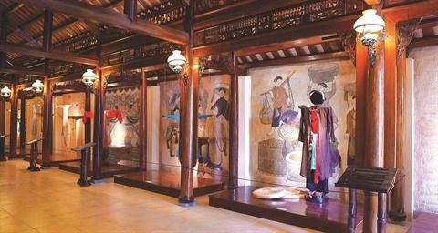 Un musee prive de l'ao dai a Ho Chi Minh-Ville hinh anh 2