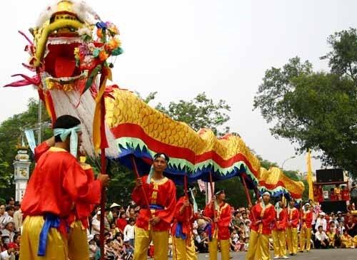 Vietnam, la terre des fetes hinh anh 1