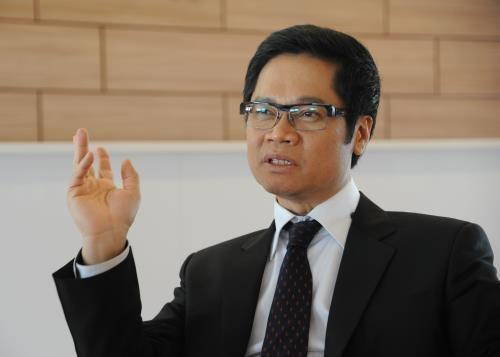 """Les entreprises vietnamiennes devraient """"construire des marques fortes"""" hinh anh 1"""