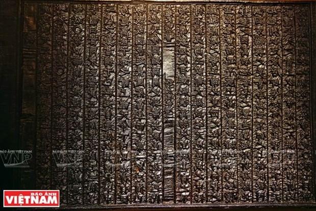 La cite imperiale de Thang Long racontee par les tablettes de bois des Nguyen hinh anh 2