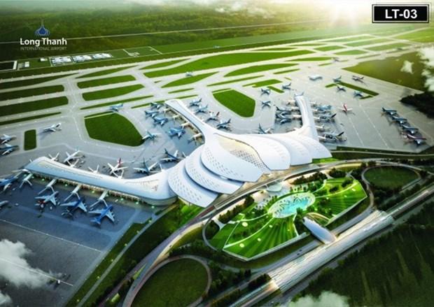 Le vice-PM Trinh Dinh Dung veut accelerer le projet d'aeroport de Long Thanh hinh anh 1