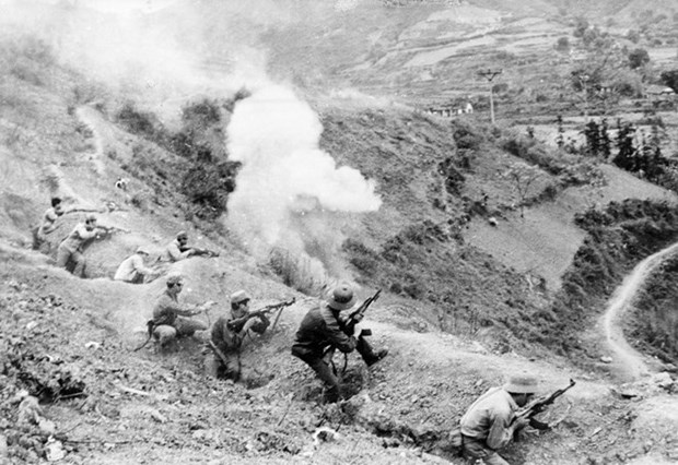 Seminaire sur la guerre de defense de la frontiere septentrionale a Ha Giang hinh anh 1