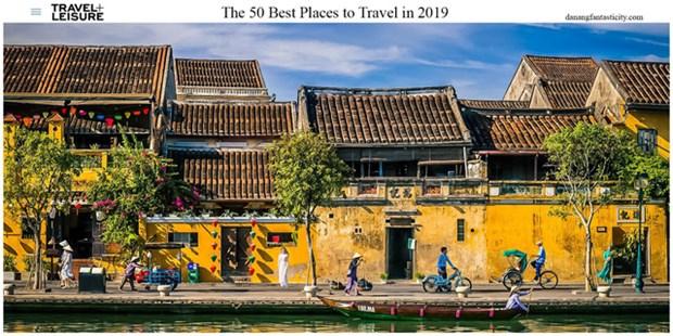 Hoi An parmi les meilleurs endroits a visiter en 2019 hinh anh 1