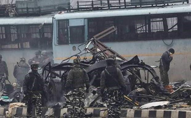 Les condoleances adressees a l'Inde suite a une attaque terroriste hinh anh 1