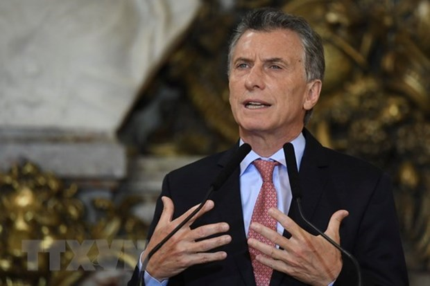 Le president argentin attendu au Vietnam hinh anh 1