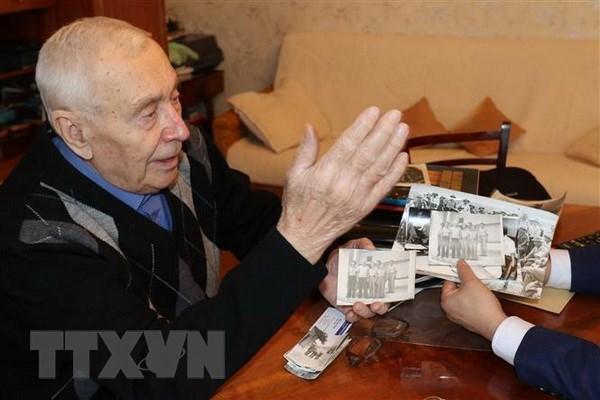 Un ex-conseiller russe affirme la lutte pour la juste cause du peuple vietnamien hinh anh 1